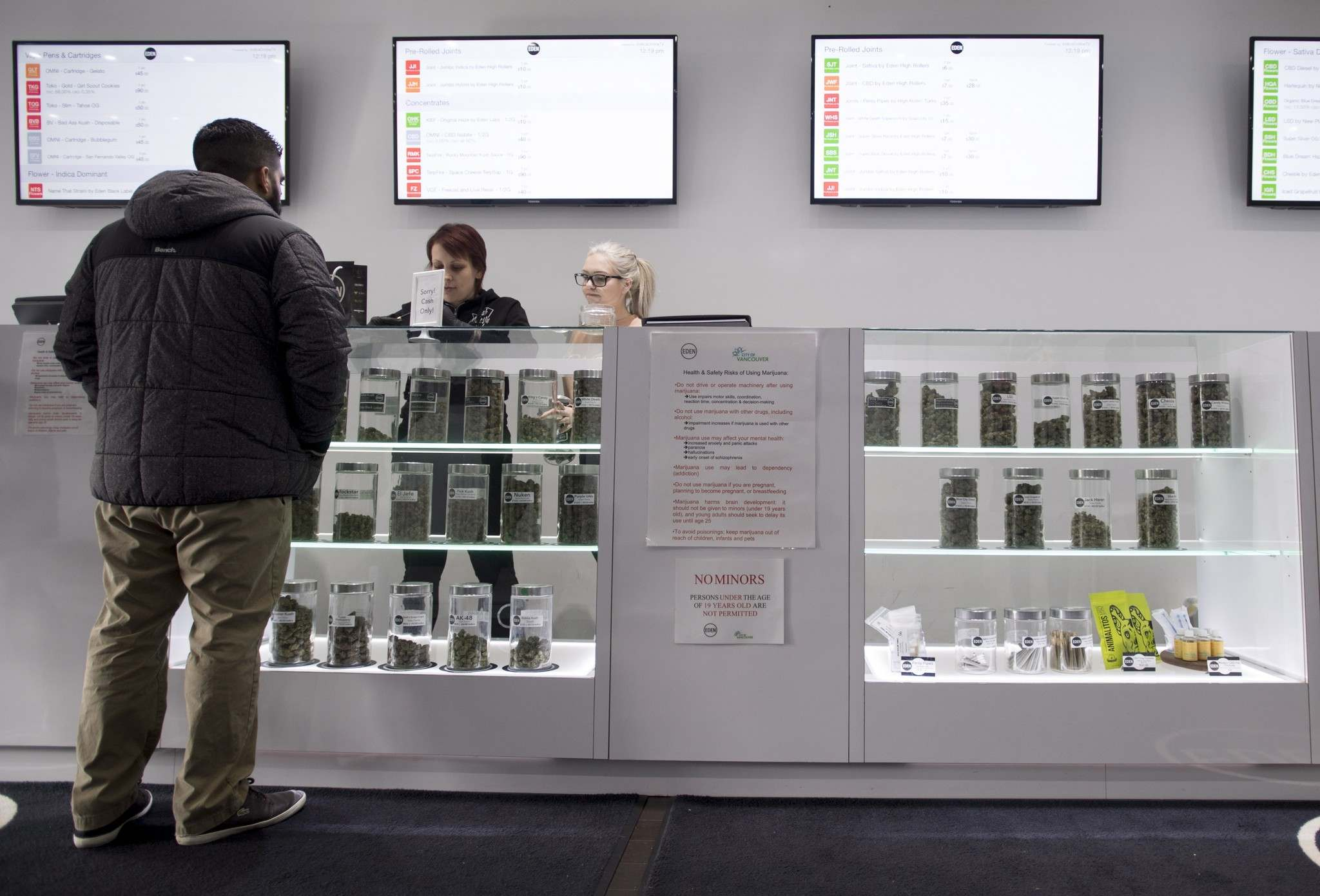 Point of Sale Solutions for Cannabis Retailers