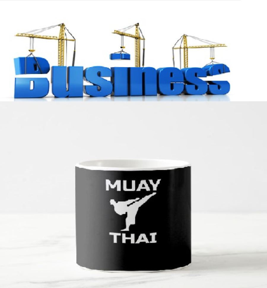 The business about Muay Thai program from Thailand