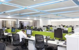 How to find an office in London