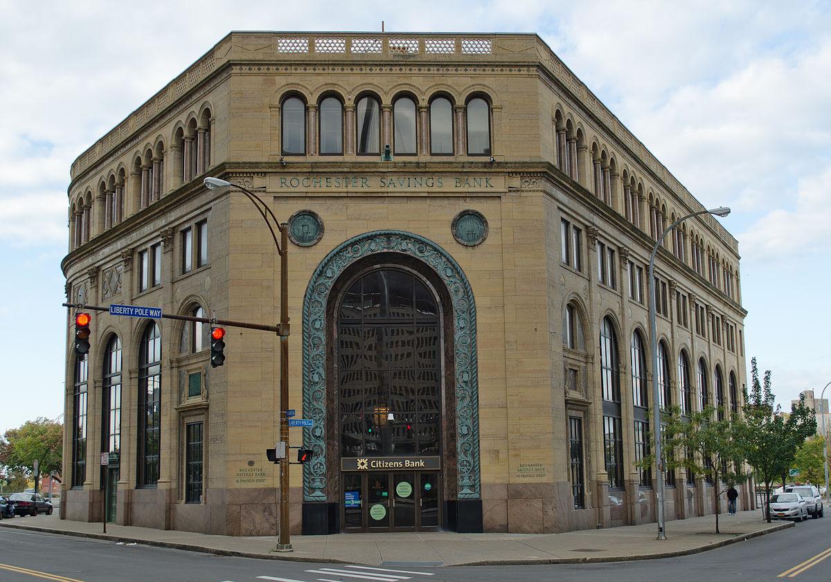 Building A Bank in A Neighborhood