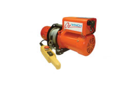 Versatile Equipment – The Electric Winch and What it Can Do for You