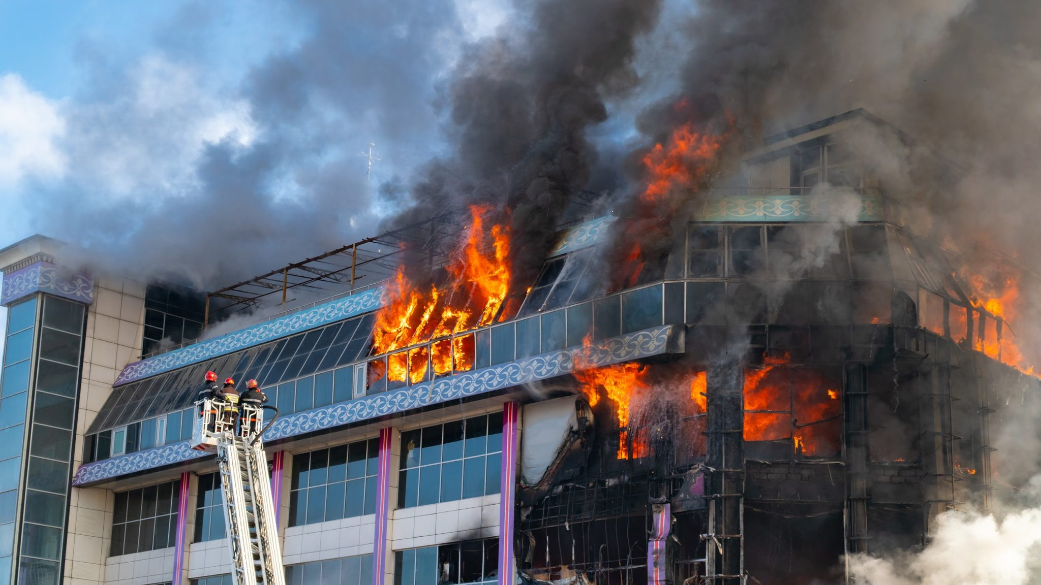 5 Mandatory Steps to Take to Protect Your Commercial Property from Fire