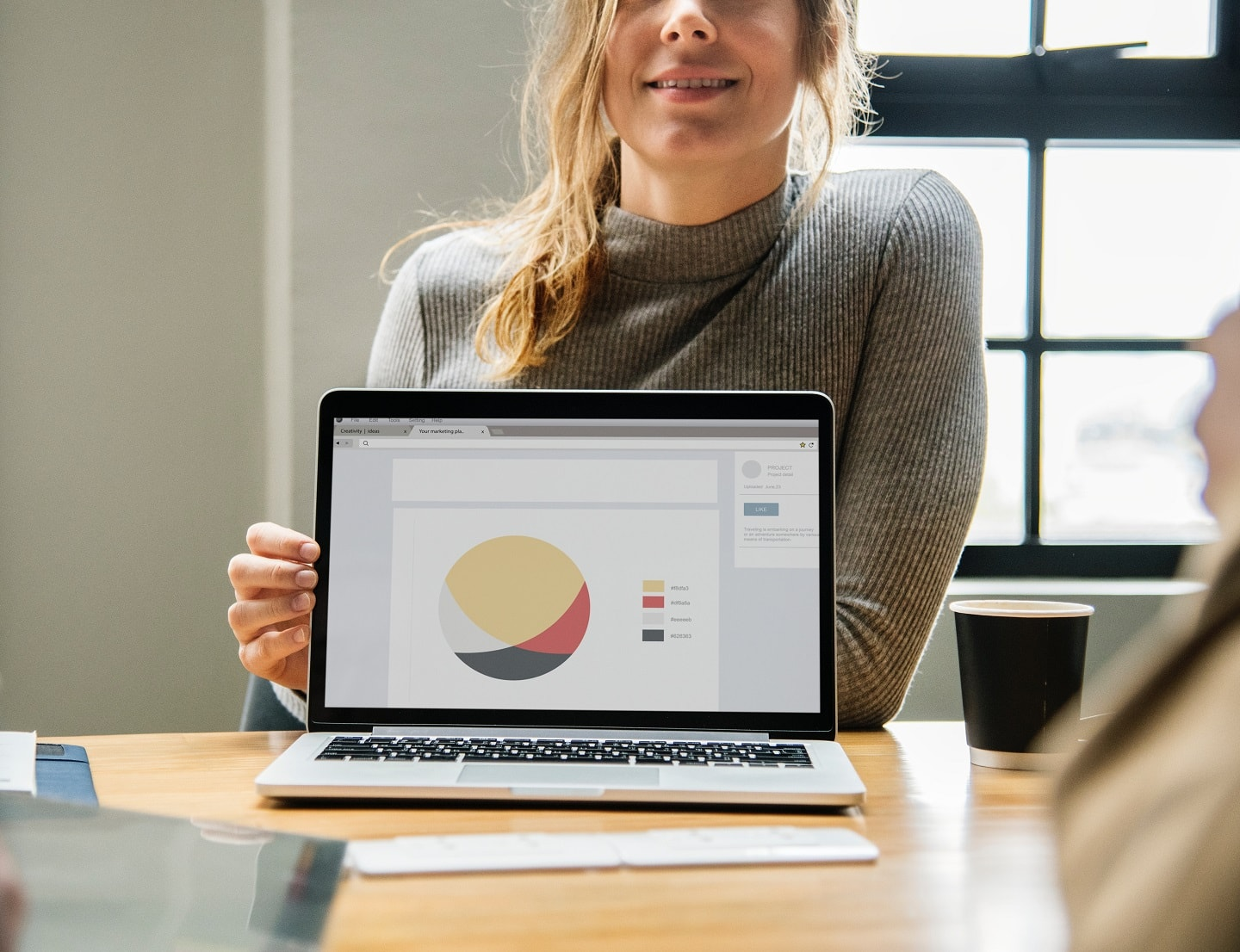 Make your marketing strategy using real data