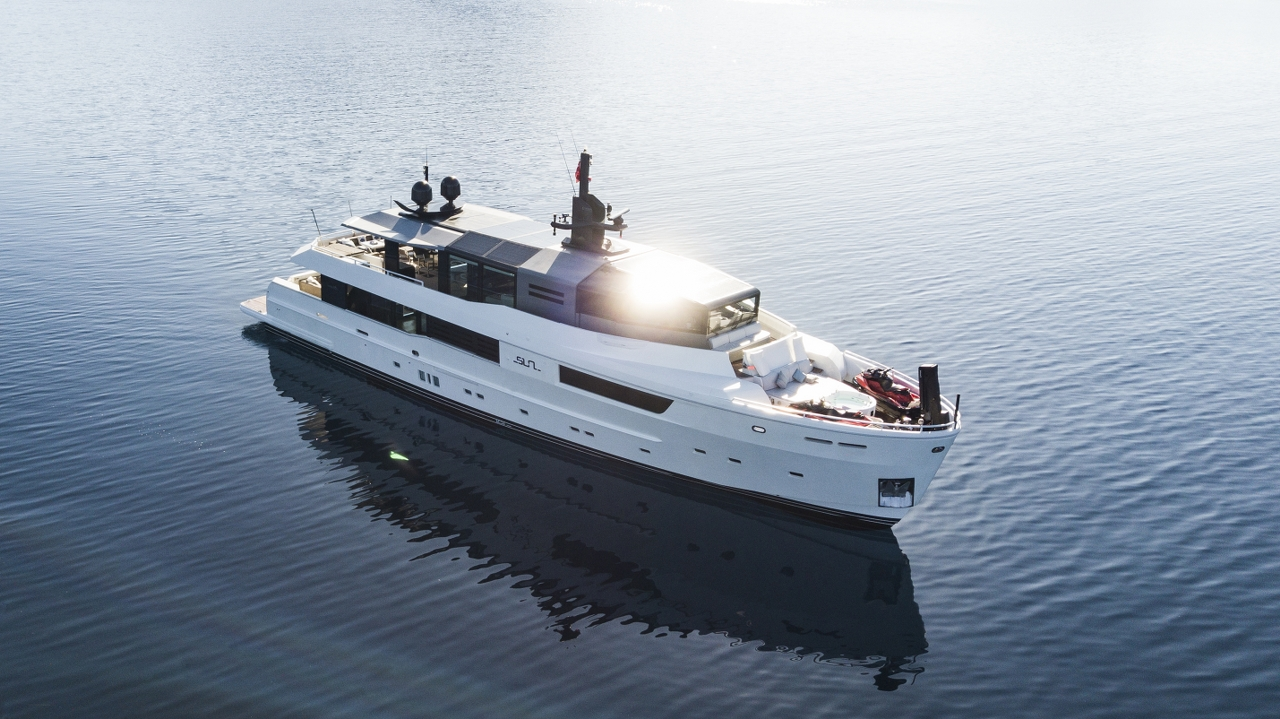 The greenest yachts on the market from Silent and Arcadia.